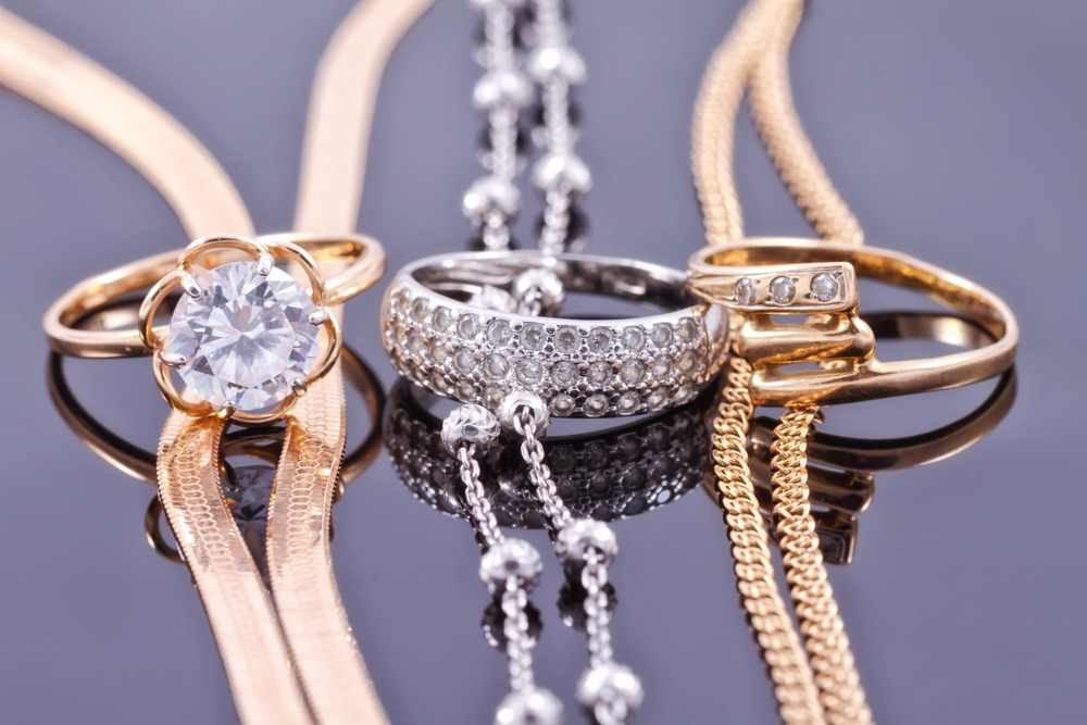Gold and Silver Jewellery